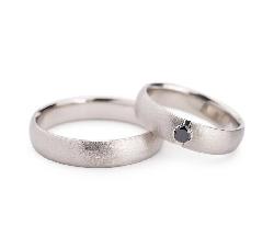 """Auksiniai vestuviniai žiedai """"VKA127"""""""