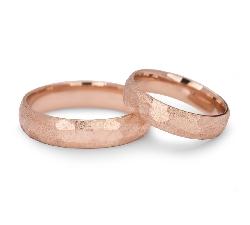 """Auksiniai vestuviniai žiedai """"VK128"""""""